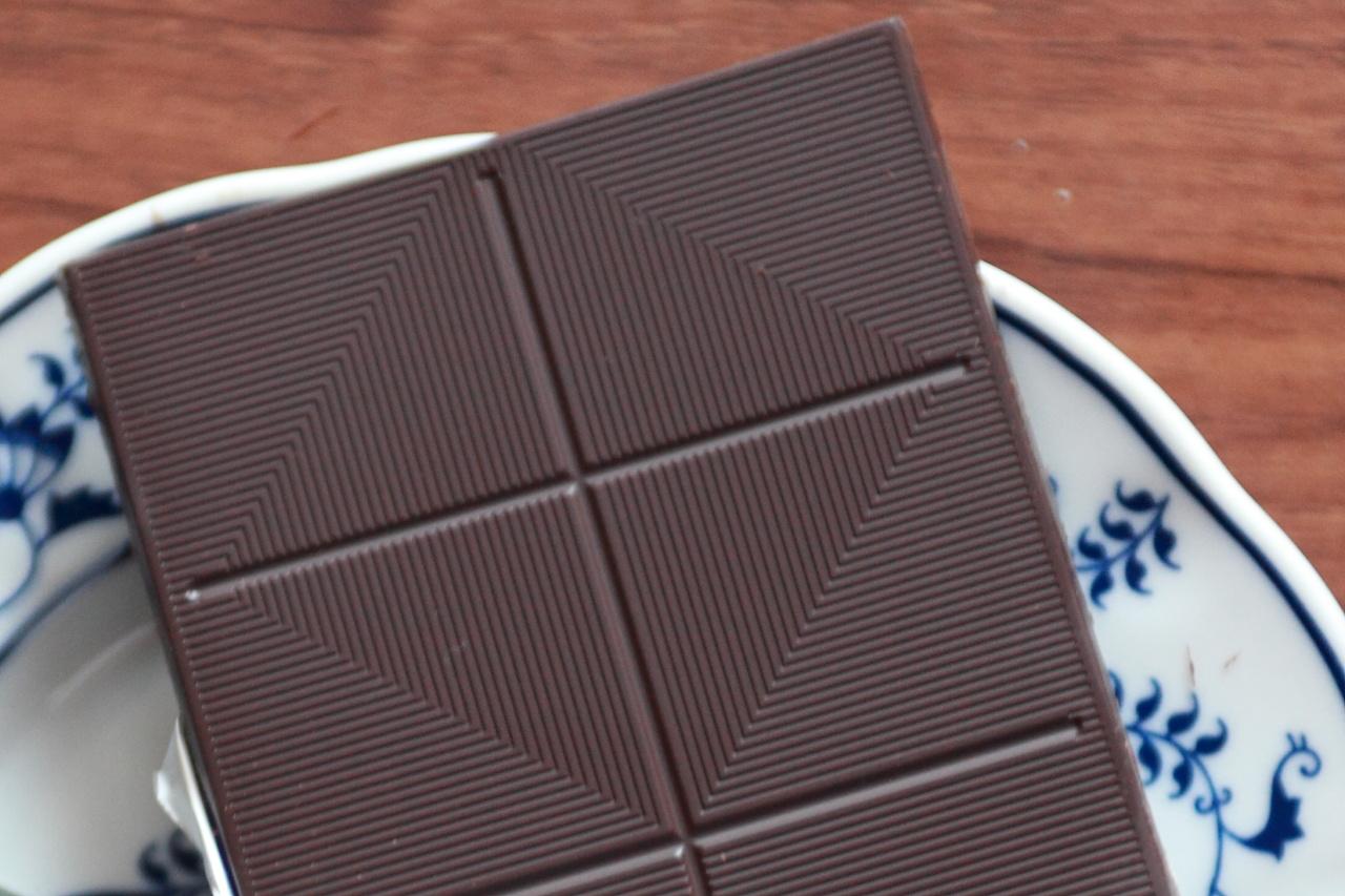 業務スーパー85%カカオチョコレート